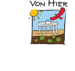 """Foto zur Meldung: Kraftvolle Regionalmarke: Dachmarkenkonzept """"Von Hier"""""""