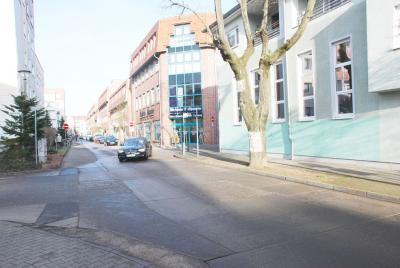 Foto zu Meldung: Mittelstraße: Ausbau Anfang Juni gestartet