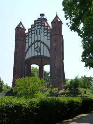 Foto zur Meldung: Bismarckturm - auf ein Neues!