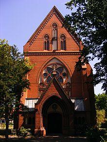 Foto zur Meldung: Katholische Kirche St. Georg in Rathenow