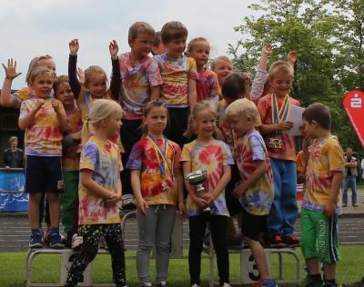 Foto zur Meldung: 8. Kindersportwoche im Landkreis Görlitz