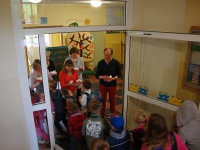 Foto zur Meldung: Kindertag in Golzow