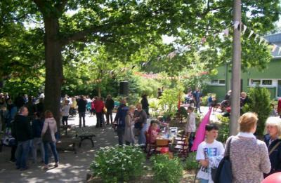 Foto zur Meldung: Tolles Kinderfest gefeiert