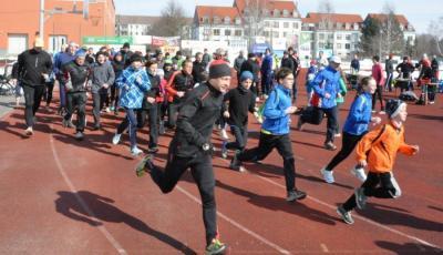 Foto zur Meldung: 5. Lauf - Paarlaufserie 2012/13