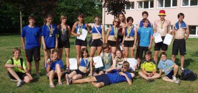 Foto zur Meldung: KKJS des LK Görlitz der U20 bis U14