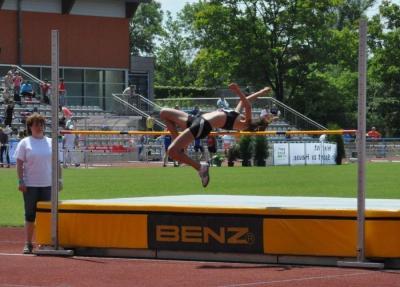 Foto zur Meldung: Medaillenhamster bei den Landesjugendspielen