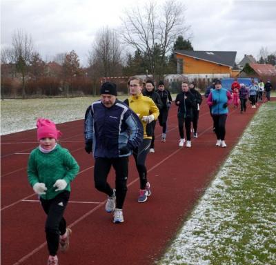 Foto zur Meldung: 2. Lauf - Paarlaufserie 2013/14