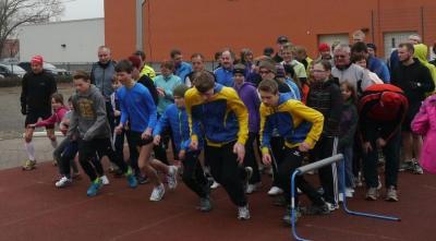 Foto zur Meldung: 5. Lauf - Paarlaufserie 2013/14