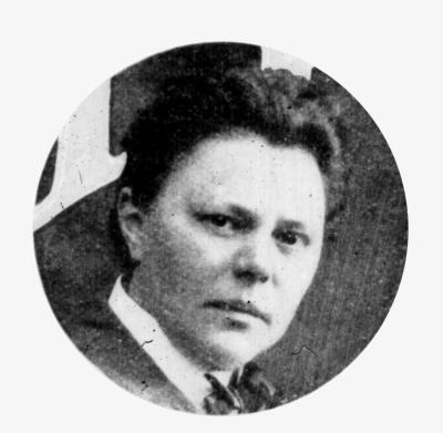Fotoquelle: Johanna Elberskirchen um 1905. Wikimedia Commons.