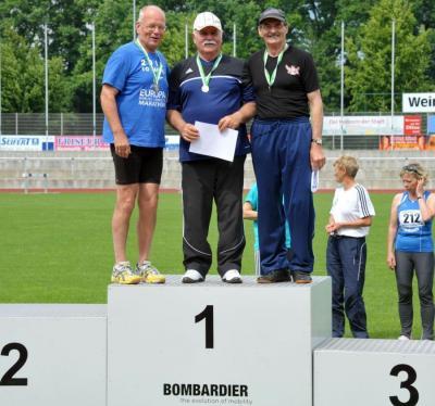 Foto zur Meldung: Landesmeisterschaft der Senioren, Männer & Frauen