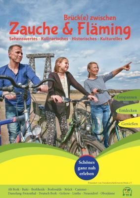 Foto zur Meldung: Brück(e) zwischen Zauche und Fläming – neue Publikation des Fremdenverkehrsvereins Brück e.V. erschienen