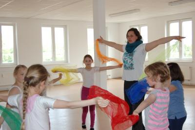 Foto zu Meldung: Neue Tanzpädagogin verpflichtet