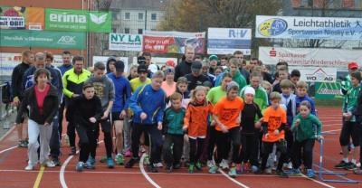 Foto zur Meldung: 1. Lauf - Paarlaufserie 2014/15