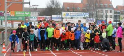 Foto zur Meldung: 2. Lauf - Paarlaufserie 2014/15