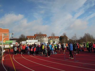 Foto zur Meldung: 3.Lauf - Paarlaufserie 2014/15