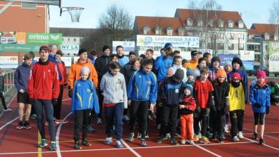 Foto zur Meldung: 4. Lauf - Paarlaufserie 2014/15