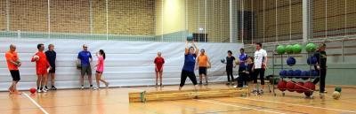 Foto zur Meldung: Athletik-MK der Erwachsenen