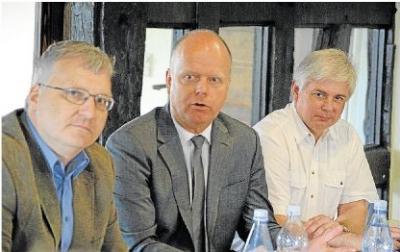 Foto zur Meldung: Bedarf an Strukturreformen ist gesättigt