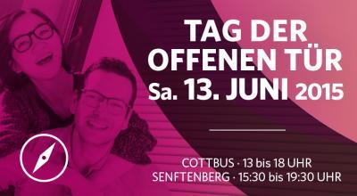 Foto zur Meldung: Tag der offenen Tür der BTU Cottbus–Senftenberg