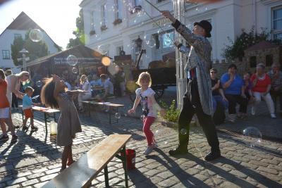 """Foto zu Meldung: Das Pritzwalker """"Gute–Laune–Fest"""" – mit einem tollen Programm, Musik und Aktionen für Jung und Alt"""
