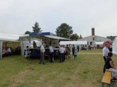 Foto zur Meldung: Dorf- und Schützenfest