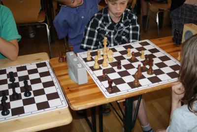 Foto zur Meldung: KJSS im Schach am 05.06.2015 in Lübbenau