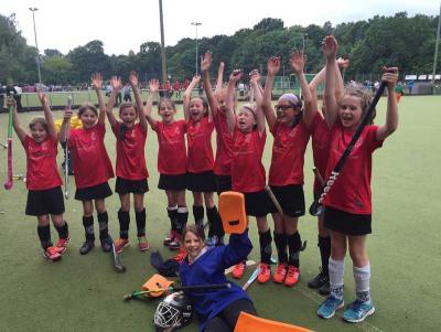 Foto zur Meldung: Hockey Summercup: Bericht der Mädchen C