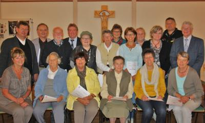 Foto zur Meldung: Jahreshauptversammlung Pfarr-Caritas Hutthurm