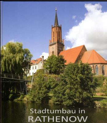 """Foto zur Meldung: Bildband """"Stadtumbau in Rathenow"""""""