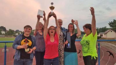 Foto zur Meldung: Hockeyteam Frieda: Leuna ist eine Reise wert