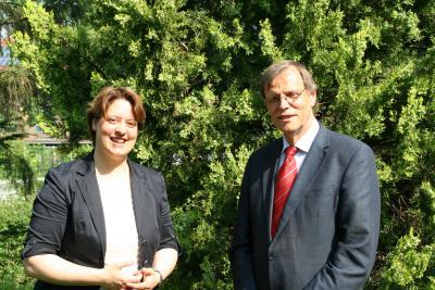 Foto zu Meldung: Wechsel in der Leitung des Diözesancaritasverbandes Görlitz