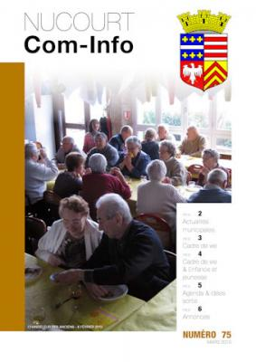 Foto zur Meldung: Nucourt Com-Info März 2015