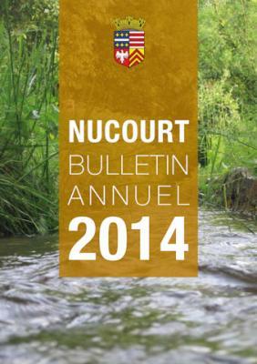 Foto zur Meldung: Nucourt Jahresmagazin 2014