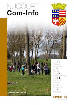 Foto zur Meldung: Nucourt Com-Info Mai 2015