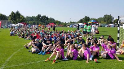 Foto zu Meldung: 17. Jugendcup des OHC: Cool – trotz Hitze