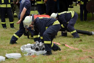 Foto zu Meldung: Stadtfeuerwehrtag und 80 Jahre Feuerwehr Giesensdorf gefeiert