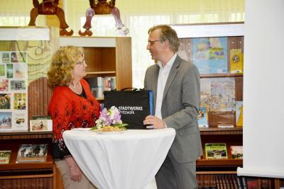 """Foto zu Meldung: """"Onleihe"""" in der Stadtbibliothek -  E-Books und mehr aus dem Internet"""