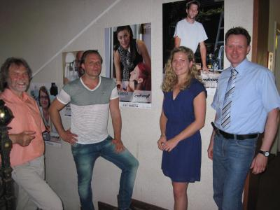 """Foto zu Meldung: Ausstellungseröffnung """"Lausitzer Leuchttürme"""" – Junge Menschen wagen den Schritt in die Selbständigkeit"""