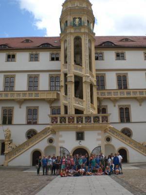 Foto zur Meldung: Ausflug nach Torgau