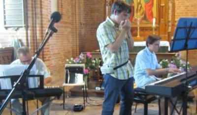 Foto zur Meldung: Konzert in der Barniner Kirche