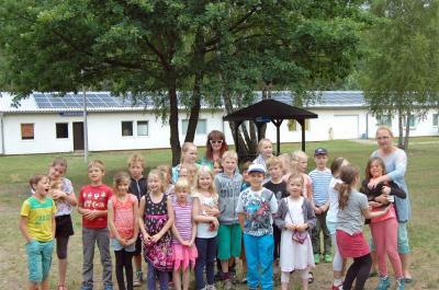 Foto zu Meldung: Prrojekttag im Tierheim Ladeburg
