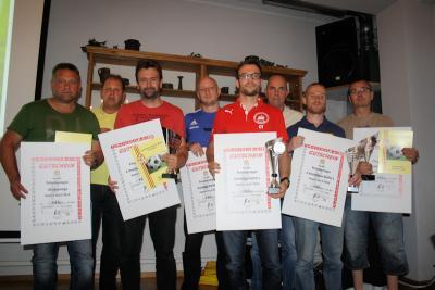 Foto zur Meldung: Staffeltag Herren für die Saison 2015/16