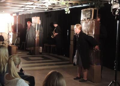 Foto zur Meldung: Theater im Jugendclub Ketzin/Havel