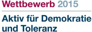 """Foto zur Meldung: Wettbewerb """"Aktiv für Demokratie und Toleranz"""" 2015 startet!"""