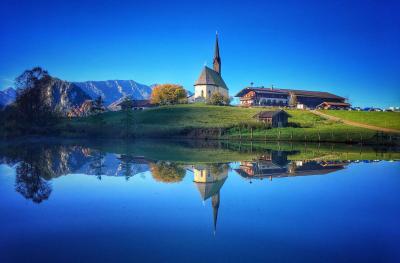 Inzell - Kapelle Einsiedel