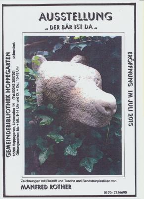 Foto zur Meldung: Der Bär ist los!