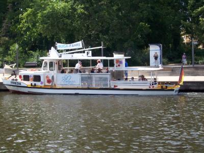 Foto zur Meldung: BUGA-Fähren