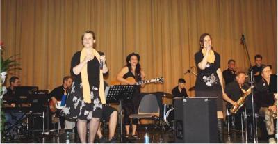 Foto zur Meldung: Lulu Big Band begeistert beim 7. Picknick-Konzert