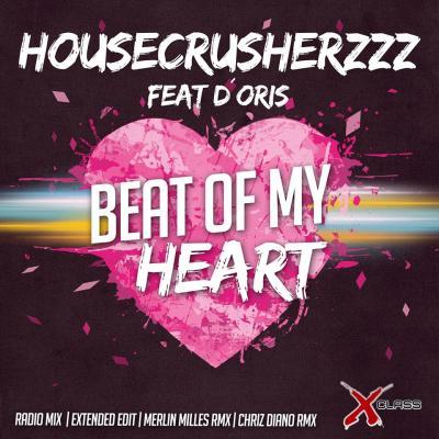 Foto zur Meldung: HouseCrusherzzz ft. D´ORIs - BEAT OF MY HEART