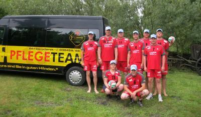 Foto zur Meldung: Eis-Cup in Schwaan